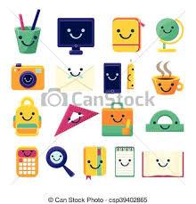 objet de bureau smily bureau faces collection objets bureau clip