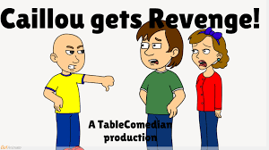 Caillou In The Bathtub Goanimate by Caillou Gets Grounded Ep 19 Gets Revenge Youtube