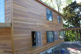 100 Cedar Siding Shawnee Construction LLC