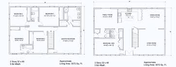 24 X 40 2 Story House Plans