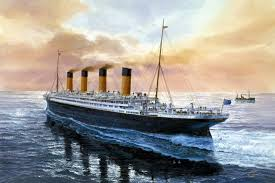 Minecraft Titanic Sinking Download by Rms Titanic Wallpaper