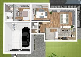 cuisine virtuelle 3d gratuit plan maison 3d logiciel gratuit pour dessiner ses plans 3d