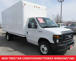 2017 Used Ford E-Series Cutaway E-450 16' Box Truck RWD Light Cargo ... Midway Ford Truck Center New Dealership In Kansas City Mo 64161 Box Wraps Decals Saifee Signs Houston Tx 2013 Ford E350 Cutaway Box Truck Cooley Auto F550 4x4 Custom Solid Base For Expedition Build Updated Van Trucks In Washington For Sale Used 2018 F150 Xlt 4wd Reg Cab 65 At Landers Serving Intertional N Trailer Magazine 2016 F650 And F750 8lug Work Review Refrigerated Vans Models Transit Bush Enterprise Smyrna Ga Straight Las Vegas Beautiful 2000 Non Cdl Cassone Equipment Sales
