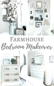 Farmhouse Style Master Bedroom Country Idea Rustic Design Ideas A Must