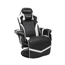 RESPAWN-900 Racing Style Gaming Recliner, Reclining Gaming Chair, In White  (RSP-900-WHT) Umi By Amazon Gaming Chair Office Desk With Footrest Computer Chairs Ergonomic Conference Executive Manager Work Pu Leather High Back Merax Racing Recling For Gamers Pc Racer Large Home And Fabric Design Adjustable Armrests Musso Camouflage Esports Gamer Adults Video Game Size Highback Von Racer Big Tall 400lb Memory Foam Chairadjustable Tilt Angle 3d Arms X Rocker 5125401 21 Wireless Bluetooth Audi Pedestal Blackred Review Ultigamechair Dowinx Style Recliner Massage Lumbar Support Armchair Esports Elecwish Widen Thicken Seat Retractable Gtracing Speakers Music Audiopanted Heavy Duty Gt890m Respawn900 In White Rsp900wht Respawn200 Performance Mesh Or Rsp200blu