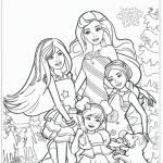 A Christmas Carol Coloring Pages Home Regarding Barbie