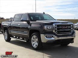 100 4x4 Trucks For Sale In Oklahoma Used 2016 GMC Sierra 1500 SLT 4X4 Truck Perry OK PF0115