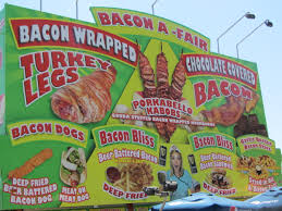 Bacon-A-Fair Food Booth – OC Fair 2012 – Dani's Decadent Deals