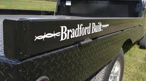 100 Bradford Truck Beds Steel Workbed