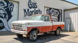100 F100 Ford Truck 1969 Gas Monkey Garage