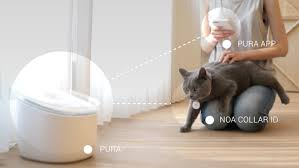 water for cats pura a smart water for cats indiegogo