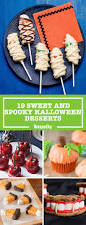Ideas For Halloween Finger Foods by 26 Easy Halloween Dessert Ideas Best Recipes For Halloween Desserts