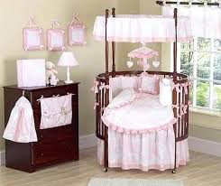 Round Bassinet Bedding by White Circle Crib Round Bassinets And Cribs Baby Doll Amazon