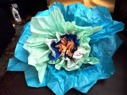 Giant Tissue Paper Flowers 5 Steps With Pictures