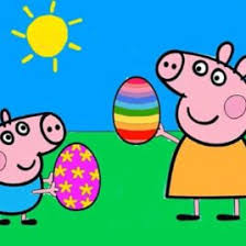 Peppa Pig Paint And Color Games Online Painting