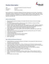 Resume For Electrician Simple Fresh Sample Australia Journeyman Image Pjt