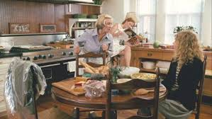 The Brass And Hunter Green In Kitchen Seemed Like A Bit Of 90s Flashback To Me Was That Show Had Been Around Long Time