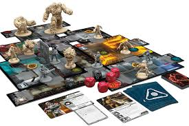 Review DOOM The Board Game