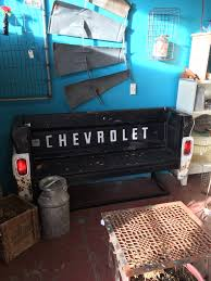 Great 60's Chevy Truck Bed Bench - AWESOME!!!! | Backyard Flavor ... 1940 Chevy 12 Ton Truck Chevs Of The 40s News Events Forum The Classic Pickup Buyers Guide Drive 1970 C10 Stepside A Wolf In Sheeps Clothing They Turned This 1967 Into 60s Muscle Car Hot Rod Network Napco 4x4 Trucks Forgotten Lot Shots Find Week 1941 Rat Onallcylinders Curbside Chevrolet C20 Truth About Cars More 6066 Truck Pictures Youtube 1963 Lowrider Magazine Apache Classics For Sale On Autotrader Learn More About Versatile And Resigned 2019 1955 Delicious Ice Cream Llc