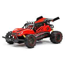 100 New Bright Rc Trucks Radio Control RC FF Chargers Buggy Red 114 Scale
