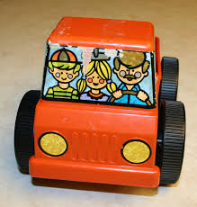 100 Pickem Up Truck Repurposed Rubbish Tupperware Toys Up Truck