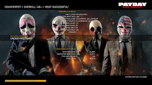 Payday 2 Halloween Masks Unlock by Payday Gameplay Payday Wiki Fandom Powered By Wikia