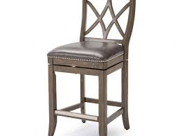 Counter Height Chairs With Backs by Stools Favored Swivel Counter Height Stools With Back