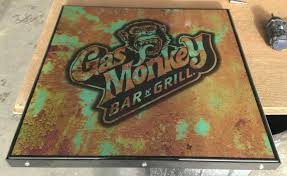 Gas Monkey Bar & Grill Table Top By Jamie Birch | Epoxy Resin ... Beech Wood Kitchen Island Holly Waight Designs Penny Table 4 Steps With Pictures Bottle Cap Bar Top Album On Imgur Glass Epoxy Resin Table And Fnitures Buy Good Beautiful Crystal Clear Glaze Coat How To Coating For Tabletop Bar Ideas Amazing Cool Thelostcardsfile Man Cave Update Shop Famowood 32oz Gloss Oilbased Lacquer At Lowescom Pro Cstruction Forum Be The With Poured Surface 9 To Deal Seams Copper Sheets Blog