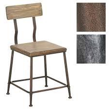 bistrostuhl bromley stuhl metall holz biergartenstuhl