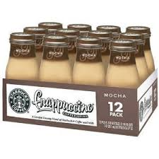 Starbucks Coffee Frappuccino Drink Mocha 95 Ounce Bottles Pack Of 12 By Amazon Dp B0018AIZKS Ref