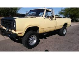 1973 Dodge Power Wagon For Sale | ClassicCars.com | CC-1132906