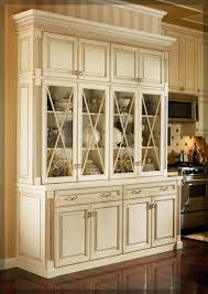 Kitchen Cabinet With Hutch Dining Room Hutches Kraftmaid Cabinetry
