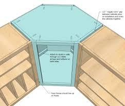 Top Corner Kitchen Cabinet Ideas by Blind Corner Kitchen Cabinet Solutions Uk Storage Options