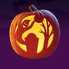 Shark Pumpkin Pattern Free by Wwf Panda Pumpkin Carving Pattern Punkin Carvin Pinterest