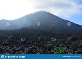 100 Where Is Guatemala City Located Pacaya Volcano Near Antigua Stock Image Image Of