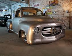 1951 Studebaker 2R5 Pickup Customized By Fantom Works - This Ride Is ...