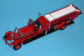 100 Matchbox Fire Trucks 1930 AhrensFox Engine YSFE01 In 143 Scale MDiecast