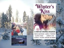 And I Accepted An Invitation To Write A Romance Novella You Came Along As Part Of The Winters Kiss