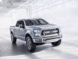 Ford Atlas Concept (2013) - Pictures, Information & Specs