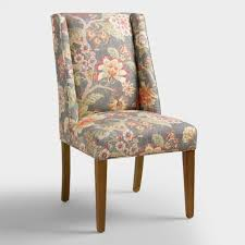 Room With A View Floral Lawford Dining Chair World Market Fabric Chairs Dublin