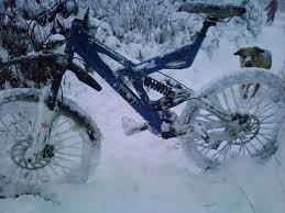 Best 'regular' Tire For The Snow?- Mtbr.com