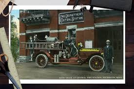 100 Classic Truck Central Amazoncom Rochester Minnesota Fire Station Exterior