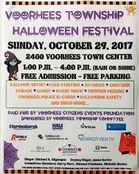 Halloween Activities In Nj by Voorhees Township Halloween Festival Jersey Family Fun
