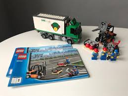Lego City 60020 Cargo Truck & Forklift Set | In Crewe, Cheshire ... Buy Lego City 4202 Ming Truck In Cheap Price On Alibacom Info Harga Lego 60146 Stunt Baru Temukan Oktober 2018 Its Not Lepin 02036 Building Set Review Ideas Product Ideas City Front Loader Garbage Fix That Ebook By Michael Anthony Steele Monster 60055 Ebay Arctic Scout 60194 Target Cwjoost Expedition Big W Custombricksde Custom Modell Moc Thw Fahrzeug 3221 Truck Lego City Re