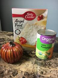 Pumpkin And Cake Mix Weight Watchers by Weight Watchers Journey To A Fit Mom