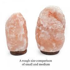Ionic Salt Lamp Recall by Natural Himalayan Salt Lamp Various Sizes Good Quality