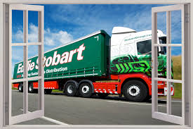 Huge 3D Window View Eddie Stobart Truck Wall Sticker Mural Art Decal ... Stobart Orders 225 New Schmitz Trailers Commercial Motor Eddie 2018 W Square Amazoncouk Books Fileeddie Pk11bwg H5967 Liona Katrina Flickr Alan Eddie Stobart Announces Major Traing And Equipment Investments In Its Over A Cade Since The First Walking Floor Trucks Went Into Told To Pay 5000 In Compensation Drivers Trucks And Trailers Owen Billcliffe Euro Truck Simulator 2 Episode 60 Special 50 Subs Series Flatpack Dvd Bluray Malcolm Group Turns Tables On After Cancer Articulated Fuel Delivery Truck And Tanker Trailer