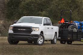Pickup Truck Comparison Test: 2019 Ram 1500 Vs. Chevy Silverado Vs ...