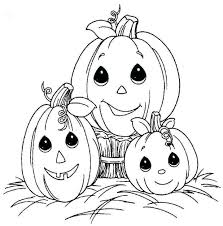 Printable Halloween Coloring Pages For Toddlers And Activities Free Printing Sheets