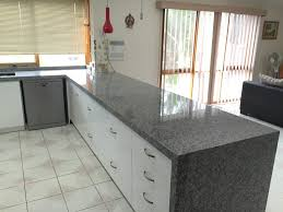 Bedrosians Tile And Stone Anaheim Ca by Oriental White Granite With Waterfall End Waterfall Edge